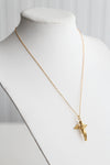 Praying Angel Necklace - Boutique Minimaliste