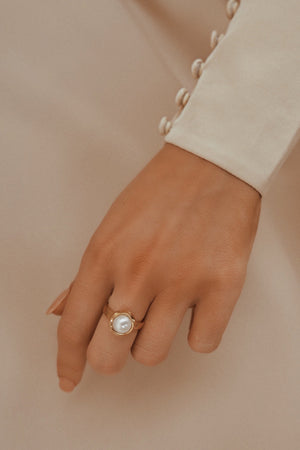Ravenna Ring - Boutique Minimaliste