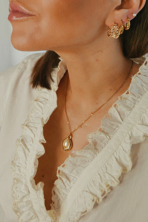 Ray Necklace - Boutique Minimaliste