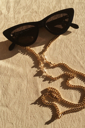 Rimini Sunglasses Chain - Boutique Minimaliste