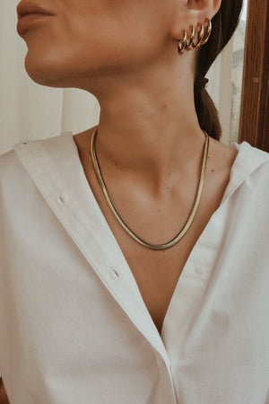 Roma Necklace - Boutique Minimaliste