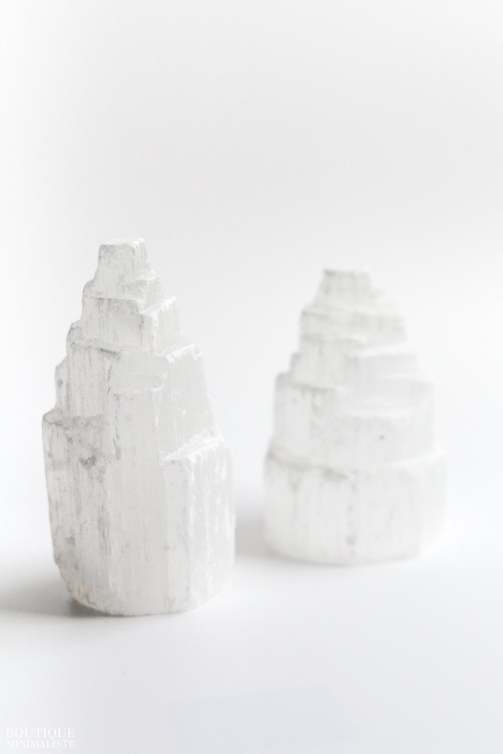 Selenite Tower - Boutique Minimaliste