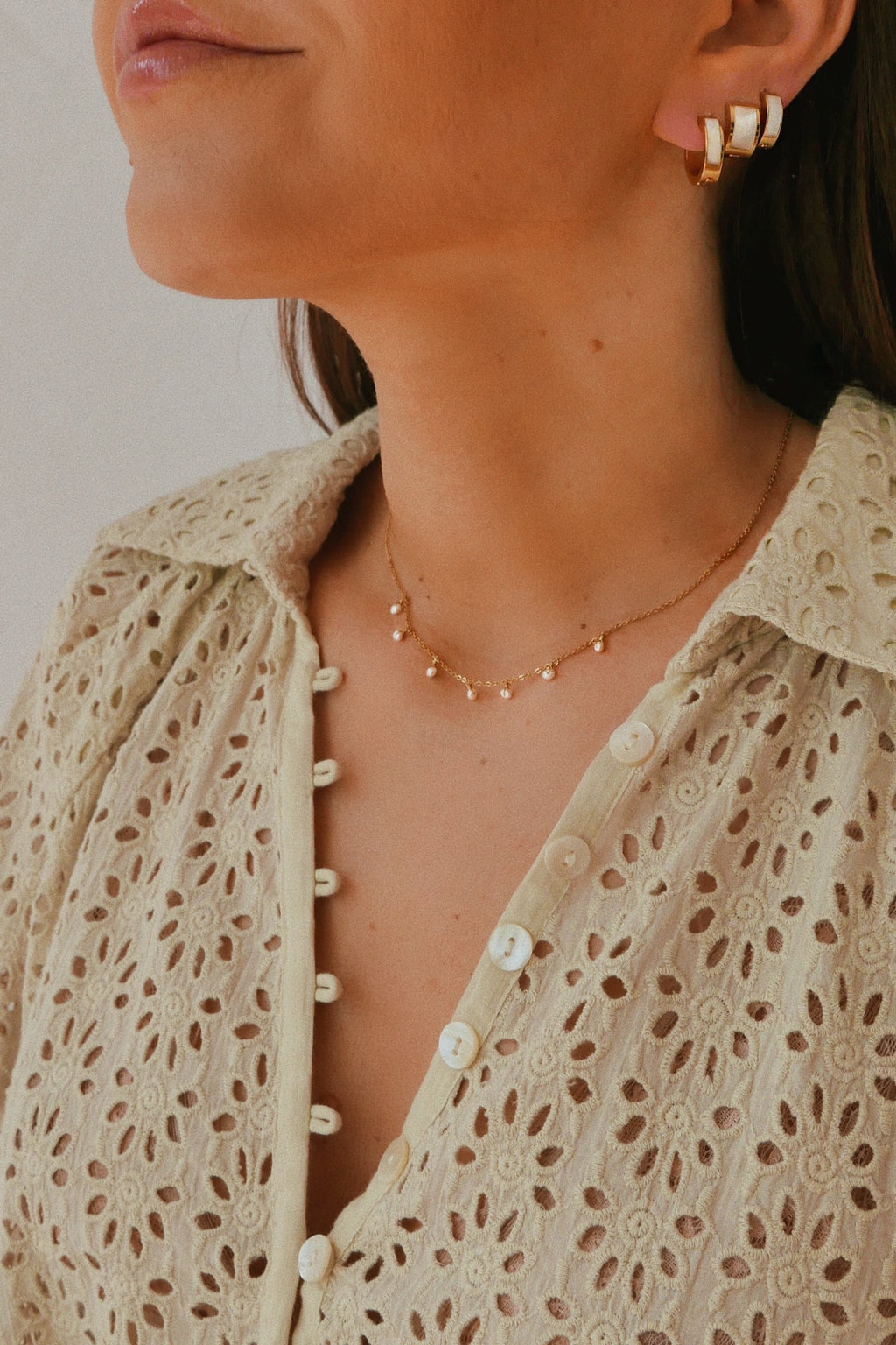 Sicilia Necklace - Boutique Minimaliste