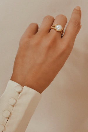 Siena Ring - Boutique Minimaliste