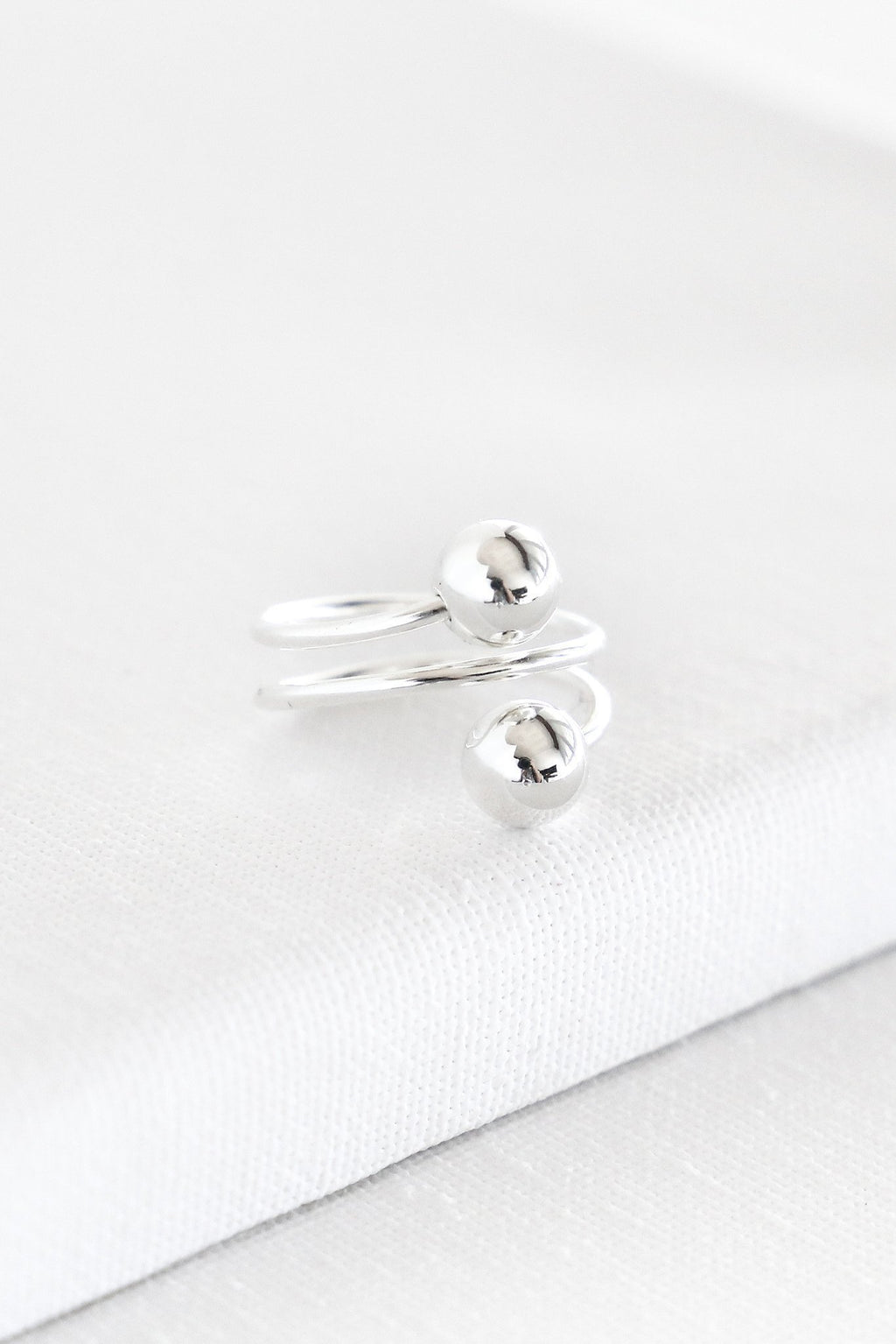 Spheres Ring - Boutique Minimaliste