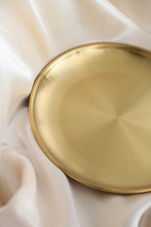 Trinket Dish - Gold - Boutique Minimaliste