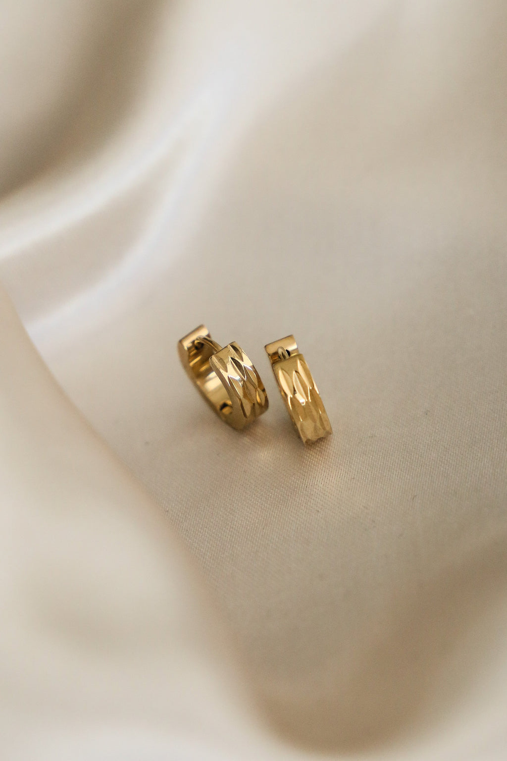 Tropea Hoop Earrings - Boutique Minimaliste