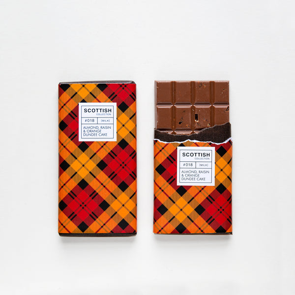 Dundee Cake Chocolate Bar