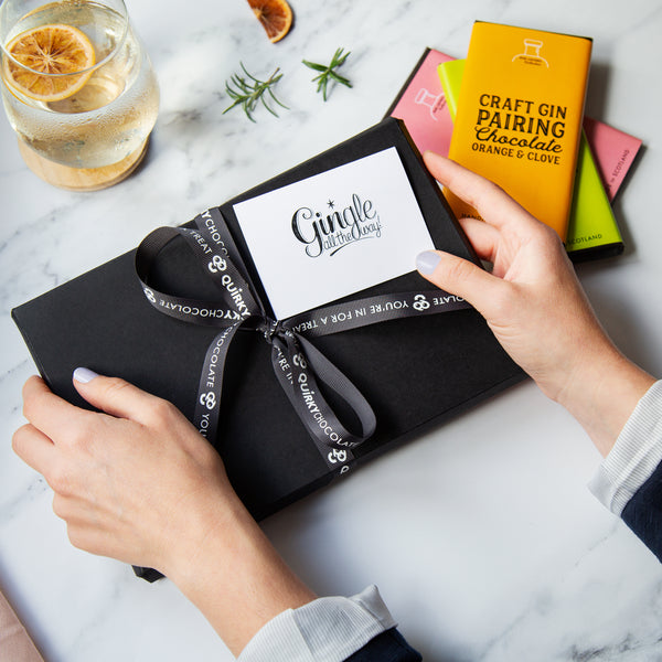 3 Chocolate Bar Branded Gift Sets