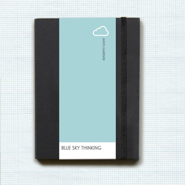 Personalised Ideas Notebook