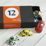 Personalised Box of Chocolate Cars