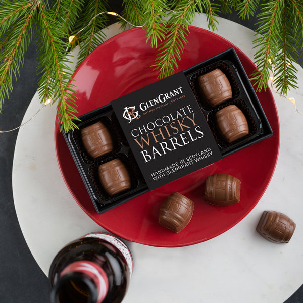 OWN LABEL WHISKY CHOCOLATES