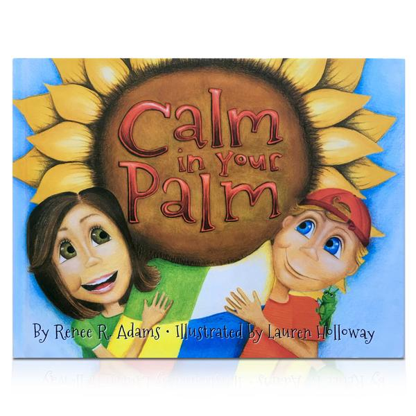 Calm In Your Palm Book (Separate)