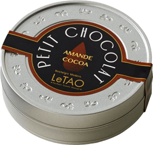 LeTAO Almond Chocolate