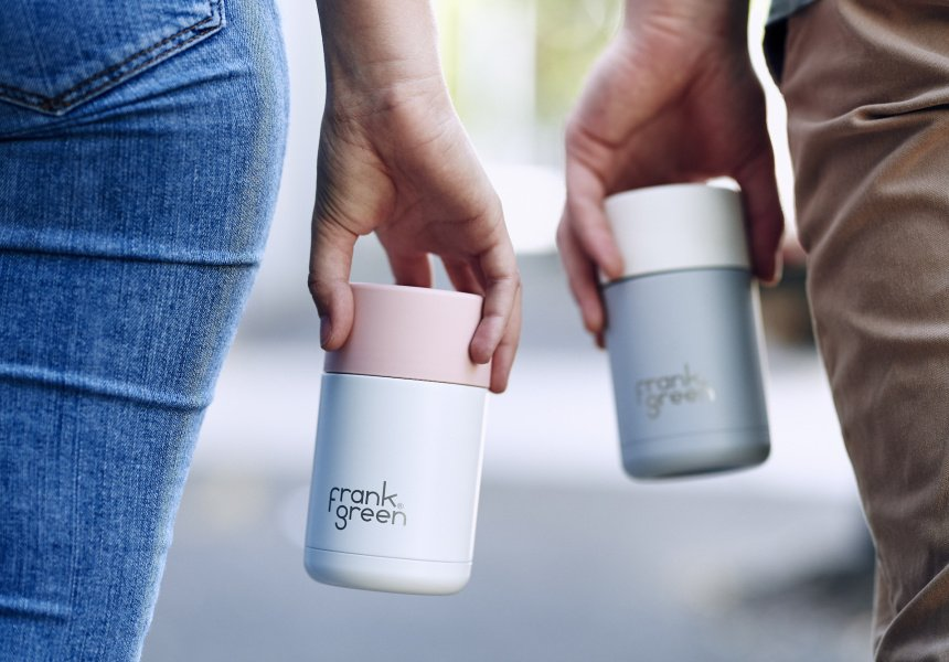 Frank Green - Smart Cup & Smart Bottle