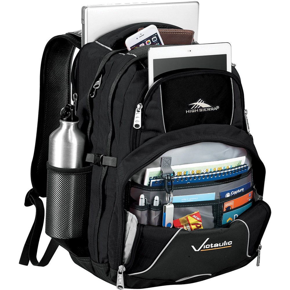 High Sierra Swerve Computer Backpack