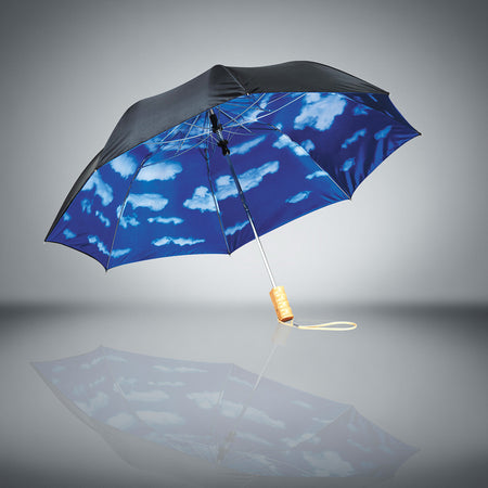 Blue Skies Auto Umbrella