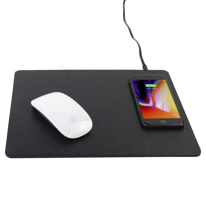 Cygnus Wireless Charging Mouse Pad