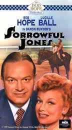 Lucille Ball SORROWFUL JONES