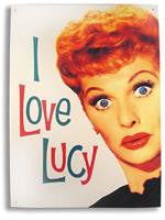 I Love Lucy Wide-eyed Sign