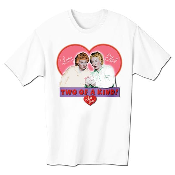 I Love Lucy Two of a Kind T-Shirt