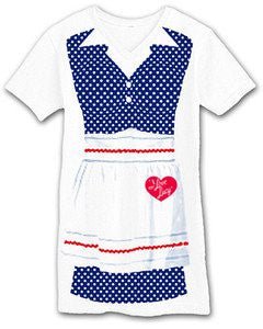 I Love Lucy Costume Nightshirt