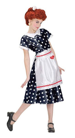 I Love Lucy Child Costume M