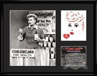 Vita I Love Lucy Framed Art
