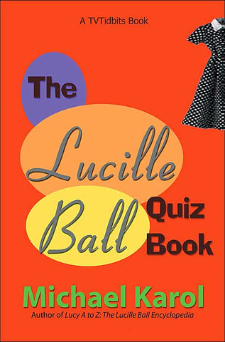 Lucille Ball Quiz Book