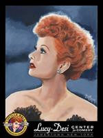 Lucille Ball's 100th Poster