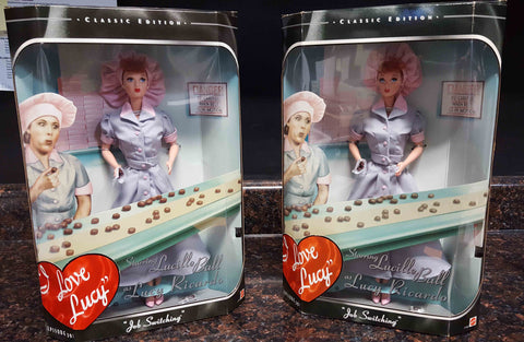 Candy Factory Lucy Doll