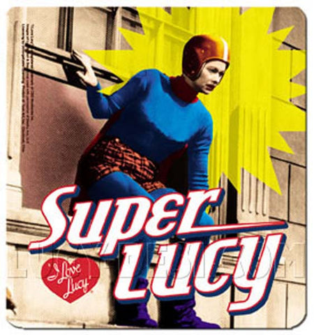 Super Lucy Mouse Pad