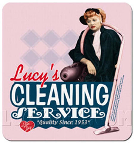 Cleaning Service Mouse Pad
