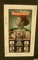 2006 Lucy's Birthday Poster