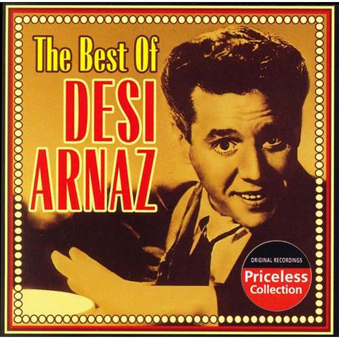 The Best of Desi Arnaz CD