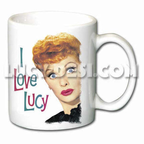 Wide-Eyed Lucy Coffee Mug