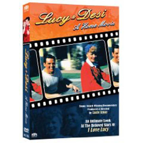 Lucy & Desi: A Home Movie DVD
