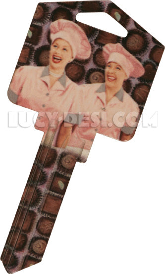 I Love Lucy Choco Factory Key