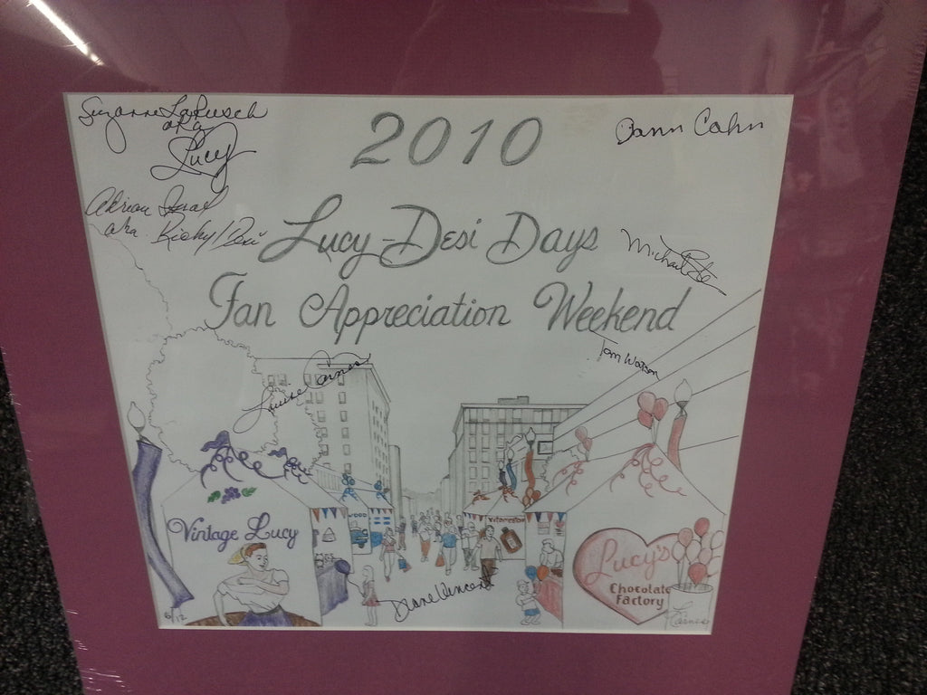 2010 Pink Festival Poster