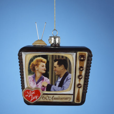 I Love Lucy 60th Annv. TV Orn