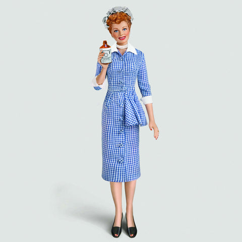 I Love Lucy 4 Doll Series
