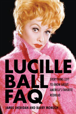 I Love Lucy Book - FAQ