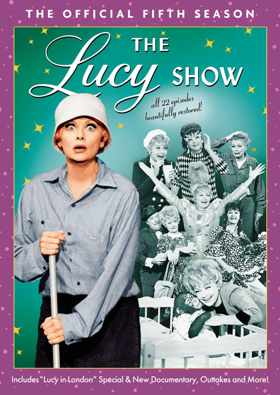 The Lucy Show - Season 5
