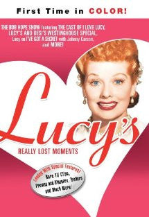 Lucys Really Lost Moments DVD