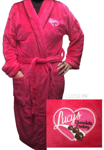 Lucy's Chocolate Factory Robe