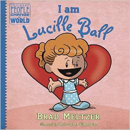 I am Lucille Ball Hardcover