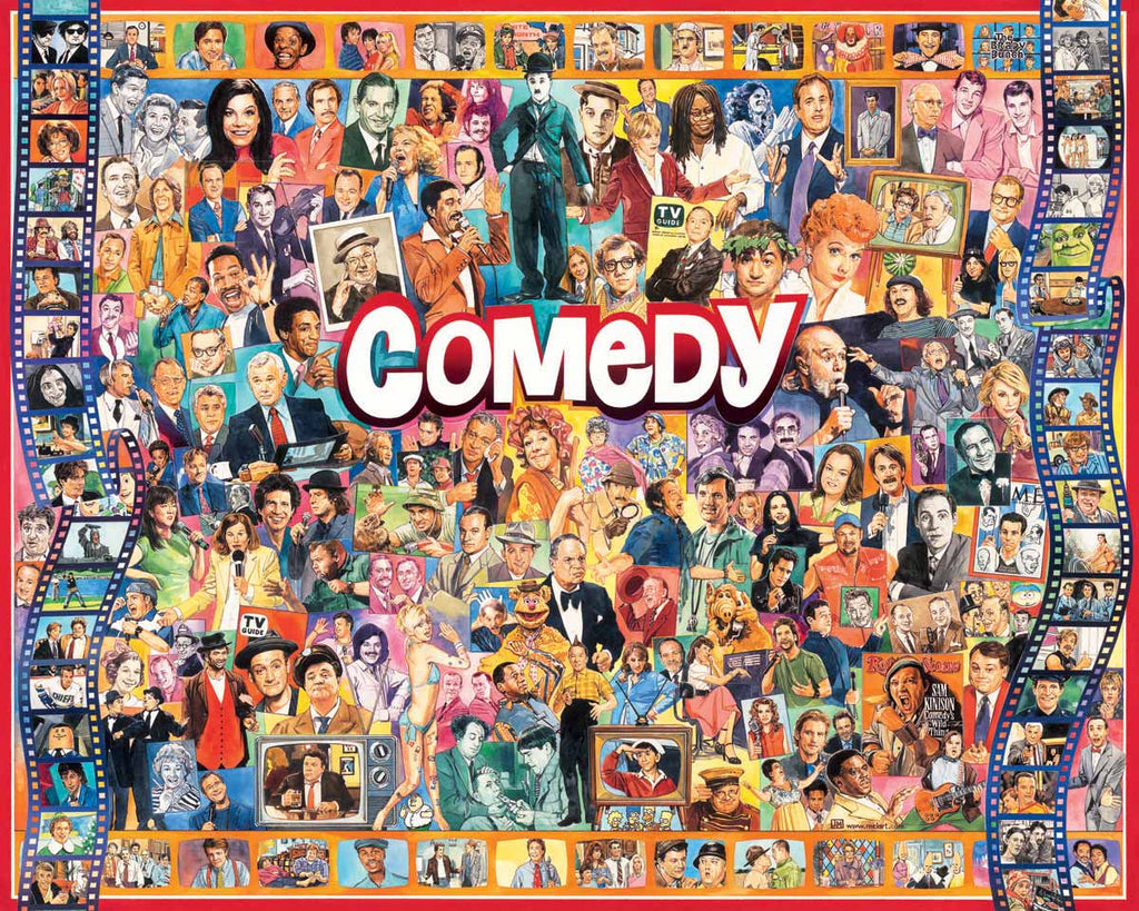 """Comedy"" Poster"