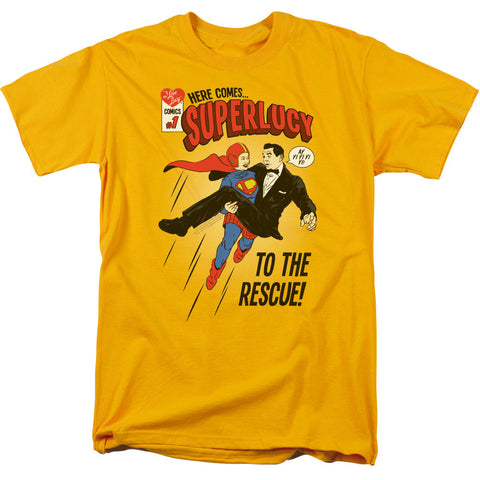 SuperLucy Rescue Tee