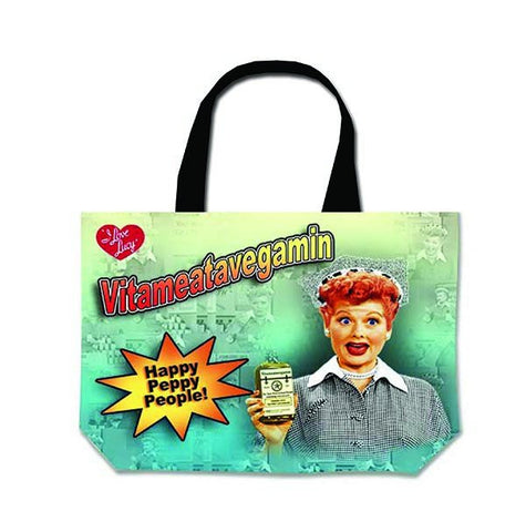 I Love Lucy Vita Tote Bag