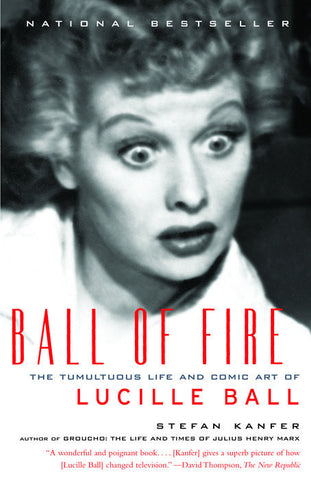 Ball of Fire Book
